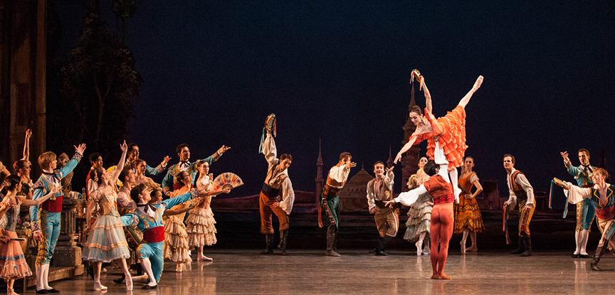 Miami City Ballet's Don Quixote